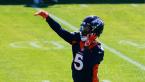 Find Broncos vs. Giants Prop Bets - Week 1 NFL