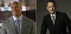 The Rock Says He's Running for US President…. With Tom Hanks?