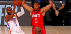 Oklahoma City Thunder vs. Houston Rockets Game 3 NBA Playoffs Betting Odds - August 22