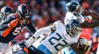 Titans-Broncos Betting Props - Monday Night Football