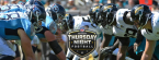 A Look at the Total - NFL Thursday Night Football - Jaguars vs Titans