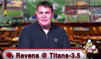 Strongest NFL Pick of the Season From Tony George: Free Pick on Ravens-Titans