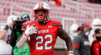 Utes 19-Year-Old RB Ty Jordan, Pac-12 Offensive Freshman of the Year Dead