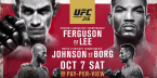 Where to Bet the Lee vs. Ferguson Fight Online – UFC 216 Latest Odds