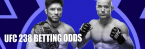 Where Can I Bet UFC 238 Online?