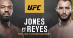 Where to Bet the Jones-Reyes UFC 247 Fight Online
