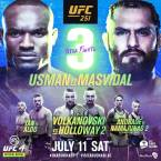 Where Can I Watch, Bet UFC 251 fight Island From LA