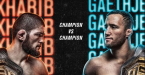 Where Can I Watch, Bet the Khabib vs. Gaethje Fight UFC 254 From Fort Worth