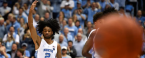 UNC, Houston Most Bet on Sides