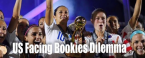 Team USA Win at 2019 Women's World Cup Would be Big Loss for Books