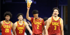 Oregon Ducks vs. USC Trojans Betting Trends - NCAA Tournament Sweet 16