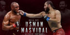 Where Can I Watch, Bet the Usman vs. Masvidal Fight UFC 251 From Montreal Quebec