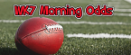 NFL Week 7 Morning Odds, Betting Action