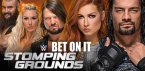 Where Can I Bet WWE Stomping Grounds Online?