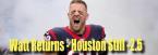 JJ Watt Returns to Texans Active Roster: Line Still at Houston -2.5