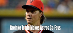Astros Land Greinke, Emerge as WS Co-Favorites