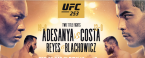Where Can I Watch, Bet the Adesanya vs Costa Fight UFC 253 From Denver
