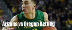 Arizona Wildcats vs. Oregon Ducks Betting Odds