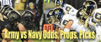 Army Vs. No. 23 Navy - Preview & Prediction