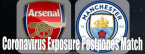 Manchester City vs. Arsenal 11 March Match Postponed Due to Coronavirus