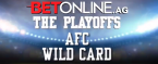 AFC Wild Card Round Betting Preview 2019