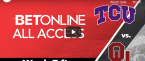 Free College Football Picks for October 16: TCU Horned Frogs vs. Oklahoma Sooners