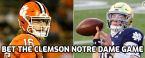 Why Notre Dame Beats Clemson - Payout Odds