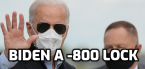 "Biden Now -800 is ""Lock"" to Become Next US President"