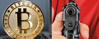 Bitcoin Thieves Threaten With Weapons That Are Anything But Virtual