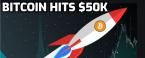Bitcoin Tops $50,000