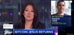 'Bitcoin Jesus' Roger Ver Returns to CNBC to Discuss Bitcoin Civil War, More