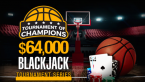 Bookmaker to Host $64K Blackjack Tournament