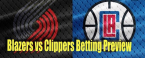 NBA Betting – Portland Trail Blazers at Los Angeles Clippers November 7