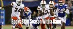 Football is Back With a Bang for Books: Canes Cover Proves Big