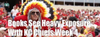 Books Will Be Heavily Exposed With KC Chiefs Sunday
