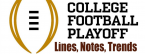 CFP Odds: Lines, Notes and Trends Throughout Playoff History