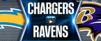 Chargers vs. Ravens Free Picks Video - October 17