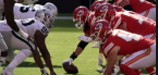 NFL Betting – Kansas City Chiefs at Las Vegas Raiders