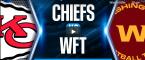 Chiefs vs. WFT Free Picks Video - October 17