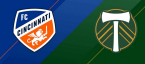 Portland Timbers v FC Cincinnati Picks, Betting Odds - Tuesday July 28