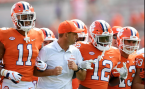 Clemson Tigers vs. Georgia Tech Yellow Jackets Betting Odds, Prop Bets