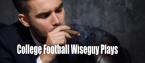 College Football – Week 5 Wise Guy Picks 2019