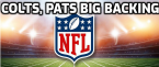 NFL Week 13 Morning Odds, Action Report