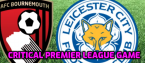 Bournemouth v Leicester Tips, Betting Odds - Sunday 12 July