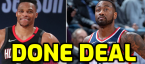 Rockets-Wizards Futures Movements With Westbrook-Wall Trade Confirmed
