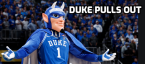 Duke Blue Devils Out of Tournament Due to Covid-19
