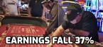 Atlantic City Casino Earnings Fall 37% Amid Pandemic Limits