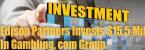 Edison Partners Invest $15.5 million in Gambling.com Group