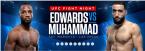 Edwards vs. Muhammad Fight Odds, Betting Props, Picks