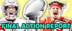 What is BetOnline's Biggest Liability for Super Bowl LV?
